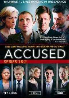 The Accused. Series 1 & 2 cover image