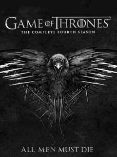 Game of thrones. Season 4 cover image