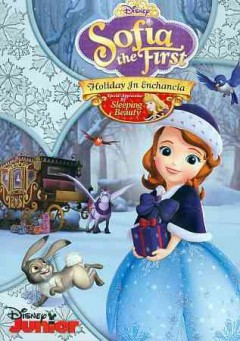Sofia the first. Holiday in Enchancia cover image