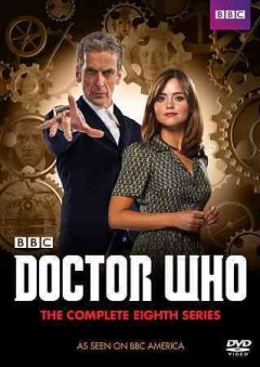 Doctor Who. Season 8 cover image