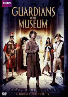 Guardians of the museum cover image