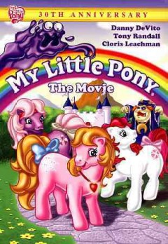 My little pony the movie cover image