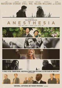 Anesthesia cover image