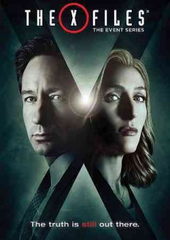 The X-files the event series cover image