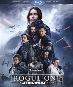 Rogue One [Blu-ray + DVD combo] a Star Wars story cover image