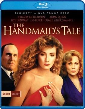 The handmaid's tale [Blu-ray + DVD combo] cover image