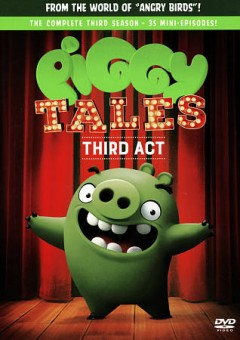 Piggy tales. Third act cover image
