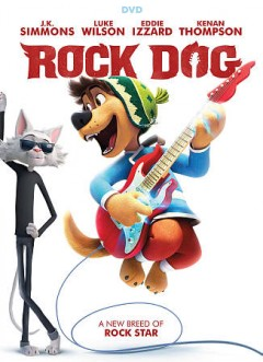 Rock dog cover image
