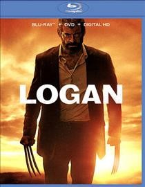 Logan [Blu-ray + DVD combo] cover image