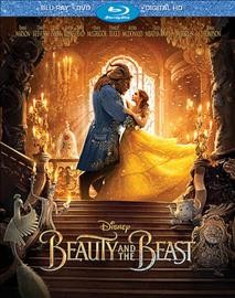 Beauty and the beast [Blu-ray + DVD combo] cover image