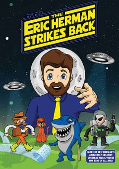 Eric Herman the Eric Herman strikes back cover image