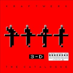 3-D the catalogue cover image