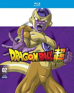 Dragon ball super. Part 02 cover image