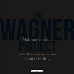 The Wagner project cover image