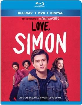 Love, Simon [Blu-ray + DVD combo] cover image