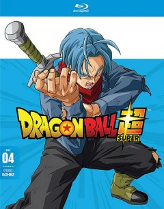 Dragon Ball super. Part 04 cover image