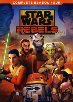 Star Wars rebels. Complete season four cover image