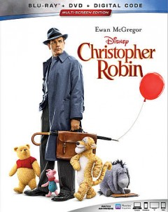 Christopher Robin [Blu-ray + DVD combo] cover image