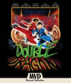 Double Dragon [Blu-ray + DVD combo] cover image