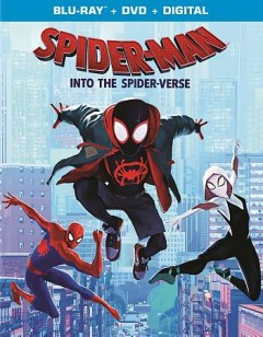Spider-Man. Into the Spider-Verse [Blu-ray + DVD combo] cover image