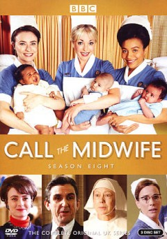 Call the midwife. Season 8 cover image