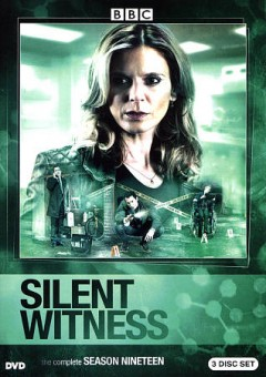 Silent witness. Season 19 cover image