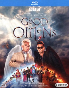 Good omens cover image