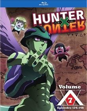 Hunter x Hunter. Volume 7 cover image