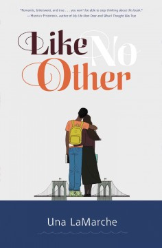 Cover image for Like no other by Una LaMarche