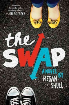 Cover image for The swap by Megan Shull