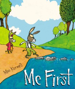 Cover image for Me first by Max Kornell
