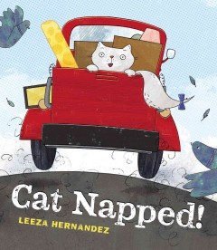 Cover image for Cat napped! by Leeza Hernandez