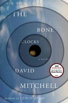 Cover image for The bone clocks : a novel by David Mitchell
