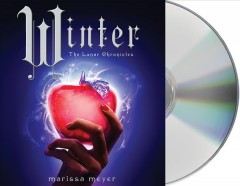 Cover image for Winter by Marissa Meyer