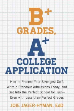 College application essay writing help by george ehrenhaft