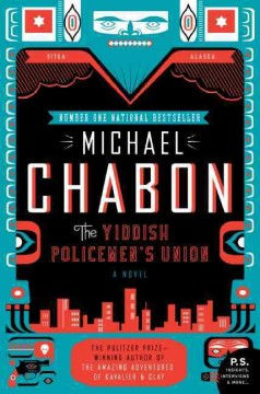 Book jacket for The Yiddish policemen's union [BOOK DISCUSSION] : a novel