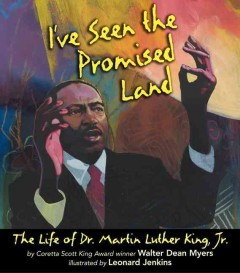 Book jacket for I've seen the promised land : the life of Dr. Martin Luther King, Jr.