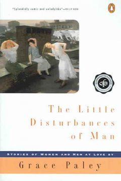 Book jacket for The little disturbances of man [BOOK DISCUSSION]