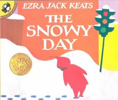 Book jacket for The snowy day