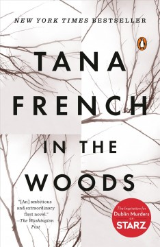 Book jacket for In the woods [BOOK DISCUSSION]