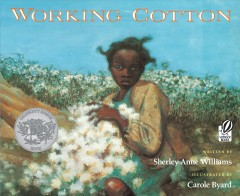 Book jacket for Working cotton