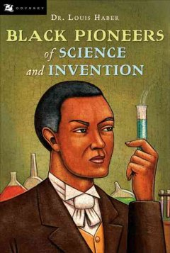 Book jacket for Black pioneers of science and invention