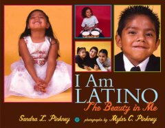 Book jacket for I am Latino :
