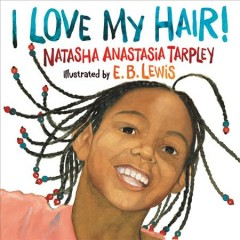 Book jacket for I love my hair! /