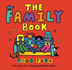Book jacket for The family book