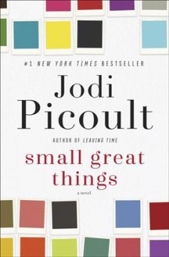 Book jacket for Small great things [BOOK DISCUSSION] : a novel
