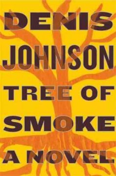 Book jacket for Tree of smoke /