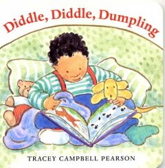 Book jacket for Diddle diddle dumpling /