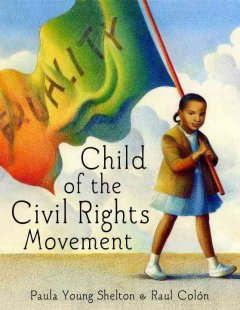 Book jacket for Child of the civil rights movement