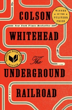 Book jacket for The underground railroad [BOOK DISCUSSION] : a novel